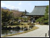 Tenryu-ji (A Zen Temple)