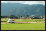 The Beautiful Countryside of Shiga-ken