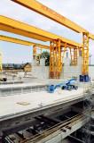 4es metró építési területe Kelenföldön - Underground line 4 building site at Kelenföld 03.jpg