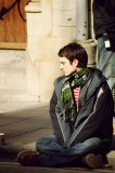 Elijah Wood Oxfordban - Elijah Wood in Oxford