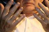 hand portraits
