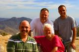 Phil, Scott, Eric & I