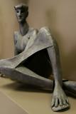 sculpture by Walter Midener, ca 1950s