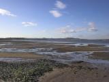 Eden estuary looking towards Guardbridge