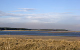 Eden estuary mouth from West Sands