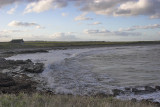 Balcomie Bay from coastal  path