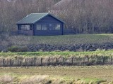 Guardbridge viewing centre (its centrally heated!!)