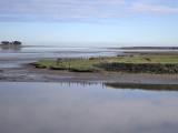 Guardbridge viewing centre looking over Edenside roost area