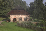 Mt. Pohorje-house in the haze Hi¹a v meglici na Pohorju_MG_3177-1.jpg