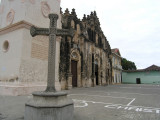 the parish pitch at Iglesia de La Merced