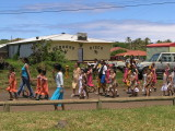 ...for a festival celebrating Rapa Nui culture