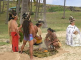 ...highlighting traditional Rapa Nui culture.....
