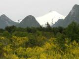 ...also a region of volcanos, like the mighty Villarica
