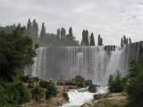 ...forming a waterfall known as Salto Del Laja