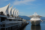 ...at Canada Place