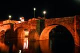 'the bridge at midnight trembles'...