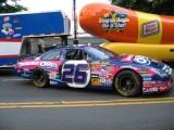 Greg Biffle's Car (with wiener)