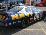The NAVY Car