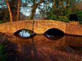 River bridge, Dunster