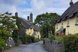 Cottages near Bossington, Exmoor (1619)