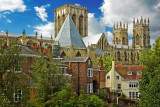 The Minster from Lord Mayor's Walk, York