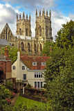 House and Minster, York