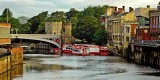 Red boats, York