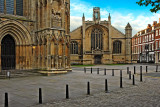 St. Michael le Belfrey, York, Yorkshire (1868)