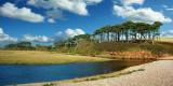 The estuary, Budleigh Salterton