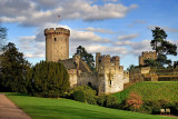 Battlements, Warwick Castle (3947)