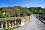 Aqueduct and balustrade, Bradford on Avon