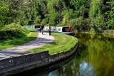 Canal bend, Avoncliff, Bradford on Avon