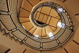 Spiral staircase, Tibidabo