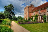The Vyne ~ herbaceous border