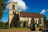 St. Deny's, Walmgate, York, Yorkshire