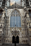 Front of the Minster, York