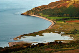 Porlock Bay, from Porlock Hill