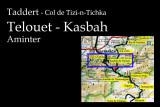 La route  du col Tizi-n-Tichka