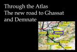 La route Ghassat Demnate