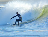 _JFF3208  Surfing, Kennebunk Maine