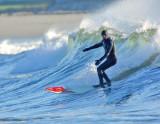 _JFF3176- Surfing, Kennebunk Maine