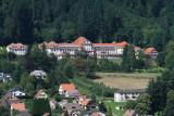 Schirmeck - l'ancien sanatorium, aujourd'hui, un centre médical spécialisé