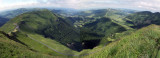View from Puy Mary