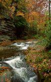 Rural Southwestern Pennsylvania - The Laurel Highlands, October, 2006