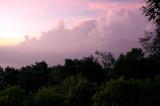 Thunderstorm at Sunrise