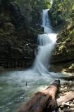 Angry Falls at las Pozas