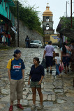 Jose and Ayla in Aquismon