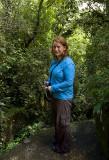 Julie at Las Pozas