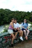 Nadina, Vanessa, and Ashley at el Meco