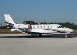 FREQUENT VISITOR, BASS PRO SHOPS CESSNA 560